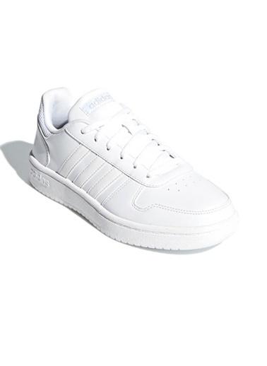 adidas Hoops 2.0 Beyaz
